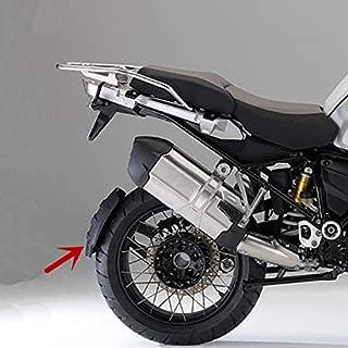 Motorcycle ABS Black Rear Mudguard Mount Wheel Tire Hugger Mud Guards Fender Splash Guard for 2004-2016 BMW R1200GS R 1200 GS Adventure ADV 2004-2012 05 06 07 08 09 10 11