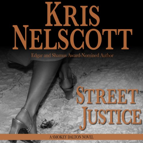 Street Justice audiobook cover art