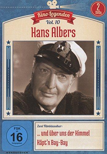 Hans Albers - ...und über uns der Himmel/Käpt\'n Bay-Bay - Kino.Legenden Vol. 10 [2 DVDs]