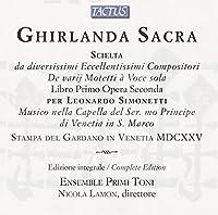 Ghirlanda Sacra - Venezia, 1625 by Ensemble Primi Toni (2013-06-11)