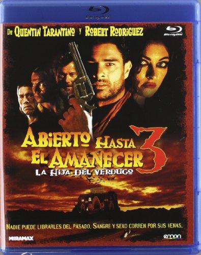 Abierto hasta el Amanecer 3: La Hija del Verdugo [Blu-ray]