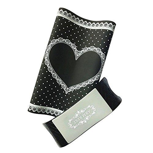 Anself Silicone Hand Pillow & Table Mat Set, Nail Art Cushion Arm Rest Holder Pad Cushion Holder Pad Washable Foldable Arm Rest Nail Art Hand Pad