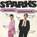 The Sparks - When I'm With You (1980)