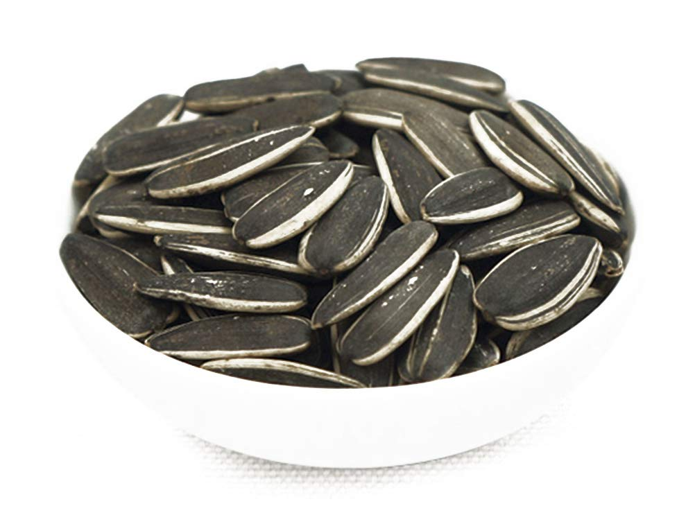 OUYANGHENGZHI Leisure Snacks Sunflower Seeds Lico Max 40% OFF New Orleans Mall Black Shell in