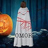 AISFGBJ Alien I Heart Xenomorphs Unisexe Robe à Capuche pour déguisement de Vampires