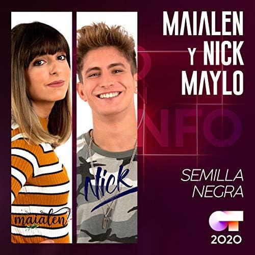 Nick Maylo & Maialen