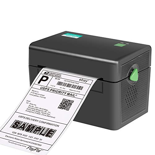 Thermal Shipping Label Printer - High Speed 4×6 Postage Printer Compatible with Amazon, Ebay, Etsy, UPS etc.