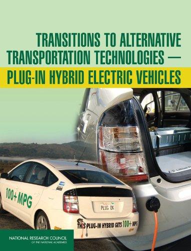 test Übergang zu alternativer Verkehrstechnik: Hybrid-Elektrofahrzeuge… Deutschland