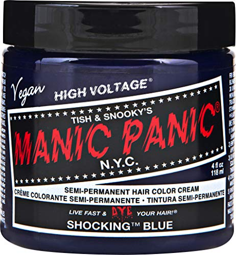 Manic Panic Haartönung SHOCKING BLUE
