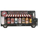 Modern Gourmet Foods Street Food Source Van - 8 Bottle Gift Set