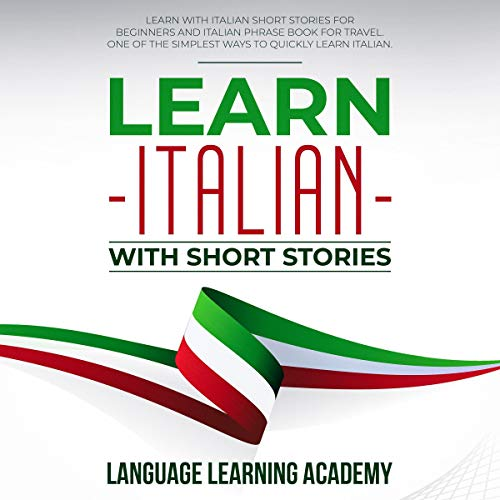 Learn Italian with Short Stories cover art