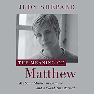 The Meaning of Matthew audiobook cover art