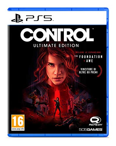 Control - Ultimate Edition - Playstation 5