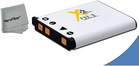 High Capacity Replacement Nikon EN-EL10 Battery for Nikon Coolpix S60, S80, S205, S200, S210, S220, S500, S510, S520, S570, S600, S700, S3000, S4000, S5100 Digital Cameras