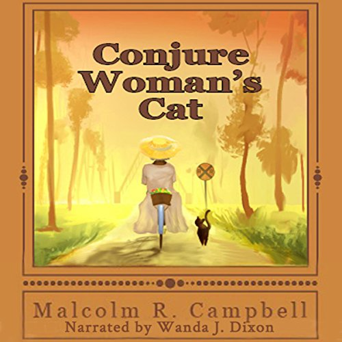 Conjure Woman's Cat audiobook cover art