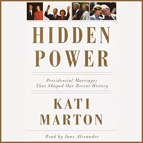 Hidden Power audiobook cover art