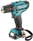 マキタ(Makita) 充電式ドライバドリル 10.8V 1.5Ah バッテリ1本・充電器・ケース付 DF331DSHS