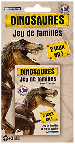 Shuffle - Les Dinosaures - 7 familles