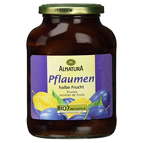 Alnatura Bio Pflaumen 1/2 Frucht, 305g