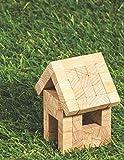 Hausbautagebuch: Dokumentiere deinen Traum vom Eigenheim: großzügiges A4+ Format zum selber ausfüllen I Motiv: Gartenhaus