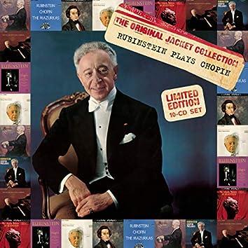 The Original Jacket Collection - Rubinstein Plays Chopin