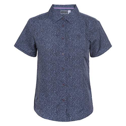 Icepeak Sonia Shirt Women Damen Bluse Größe: 52 Farbe: 384 Navy Blue