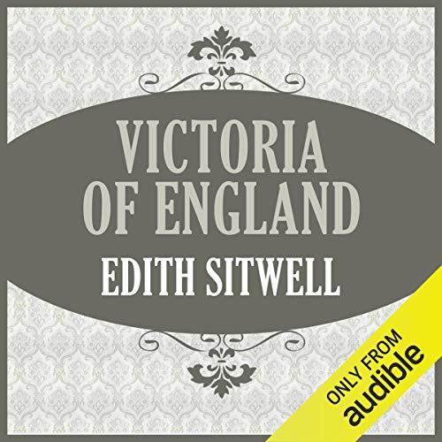 Victoria of England audiobook cover art
