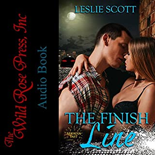 The Finish Line audiobook cover art