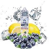 Daintys Ice - Black Lem - Eco Vape E-Liquid | 50ML | Sin Nicotina: 0MG | 70VG/30PG | E-Liquido para Cigarrillos Electronicos | Vaper | E Cigarette | E Shisha
