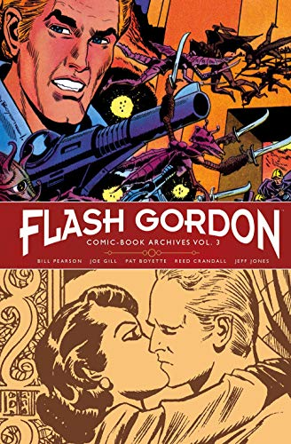 Flash Gordon. Comic-book archives: 3 (Cosmo books)