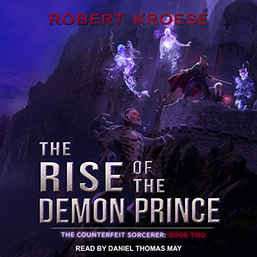 The Rise of the Demon Prince cover art