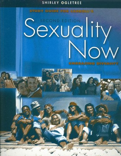 Study Guide for Carroll's Sexuality Now: Embracing Diversity, 2nd