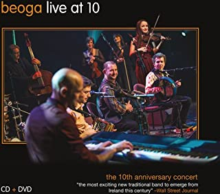 Beoga: Live At 10 -The 10th Anniversary Concert with Irish Folk and Jazz Tango