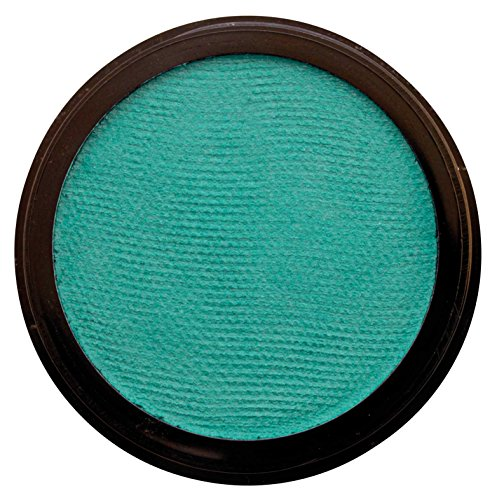 Eulenspiegel 350485 - Profi-Aqua Make-up Schminke - Perlglanz-Türkis - 3,5 ml / 5 g