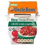 Uncle Ben's Tiempo De Arroz Chili Con Carne (300g) (Paquete de 2)