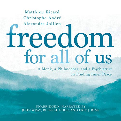 Freedom for All of Us cover art