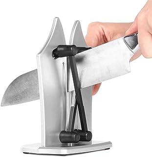 WVEG Aiguiseur Couteaux Professionnel Affuteur Couteau, Différents Aiguiseur Couteaux Cuisine pour Les Couteaux et Les Cis...