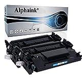 2 Toner Alphaink Compatibile 26x CF226X 9000 pagine per HP LaserJet Pro M402d M402n M402dn M402dw M402dne MFP M426dw MFP M426fdn MFP M426fdw