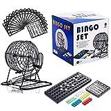 Doublefan Deluxe Bingo Cage Game Set