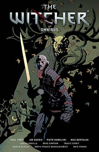 WITCHER OMNIBUS 01 (The Witcher)
