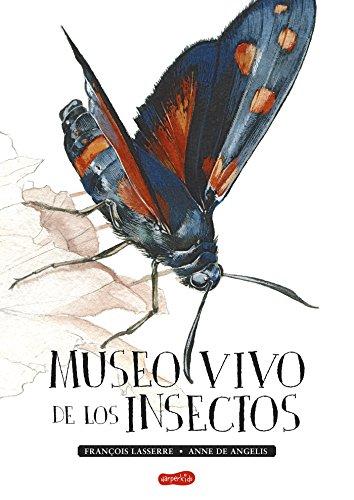 Museo vivo de los insectos: 17 (HARPERKIDS)