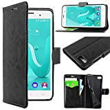 ebestStar - Coque Wiko Lenny 3 Jerry Etui PU Cuir Housse Portefeuille Porte-Cartes Support Stand,...