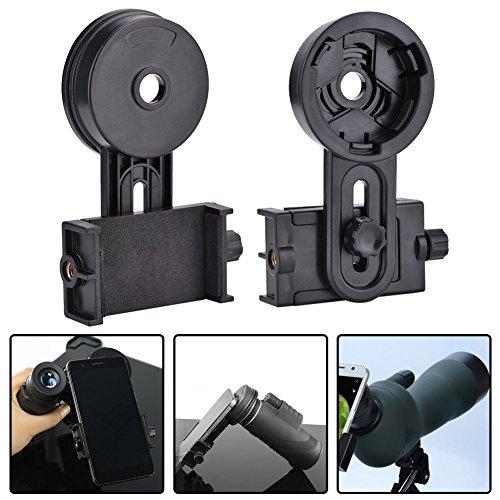 Ruiqas Universele Telefooncamera Verrekijker Monoculaire Telescoop Microscoop Adapter Mount Connector