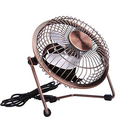 Mini ventilatore del ventilatore del ventilatore del piccolo ventilatore 4 parti, 15CM * 9CM * 14.3CM