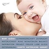 Baby Glück: Das Wunder der sanften und natürlichen Geburt erleben durch mentale Geburtsvorbereitung