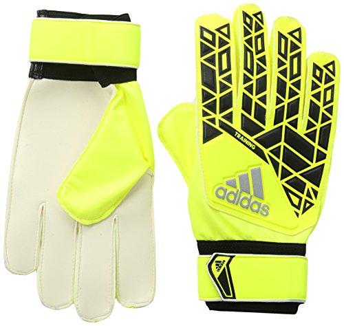 adidas Torwart/Trainings-Handschuhe ACE, Solar Yellow/Black/Onix, 9