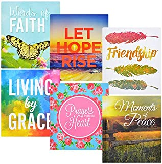 Inspirational Gift Books Set of 6 plus Envelopes (Greenbrier International, Inc)