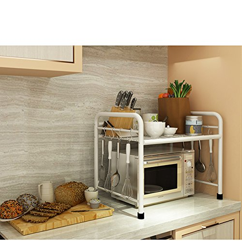 Keuken vloer magnetron wok roestvrij staal multi-plank plank