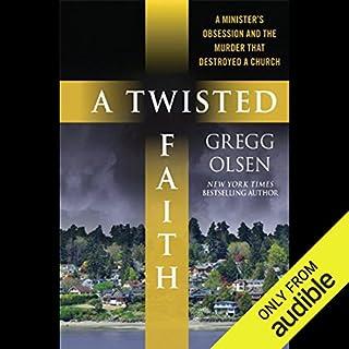 A Twisted Faith audiobook cover art