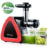 Best Home Juicers - Homever Slow Masticating Juicer for Fruits & Vegetables Review